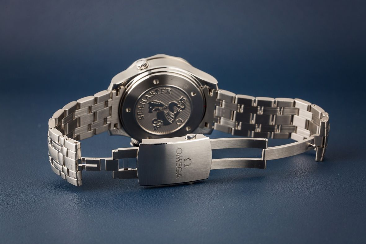 Omega Seamaster Diver 300M Bracelet and Clasp Extension