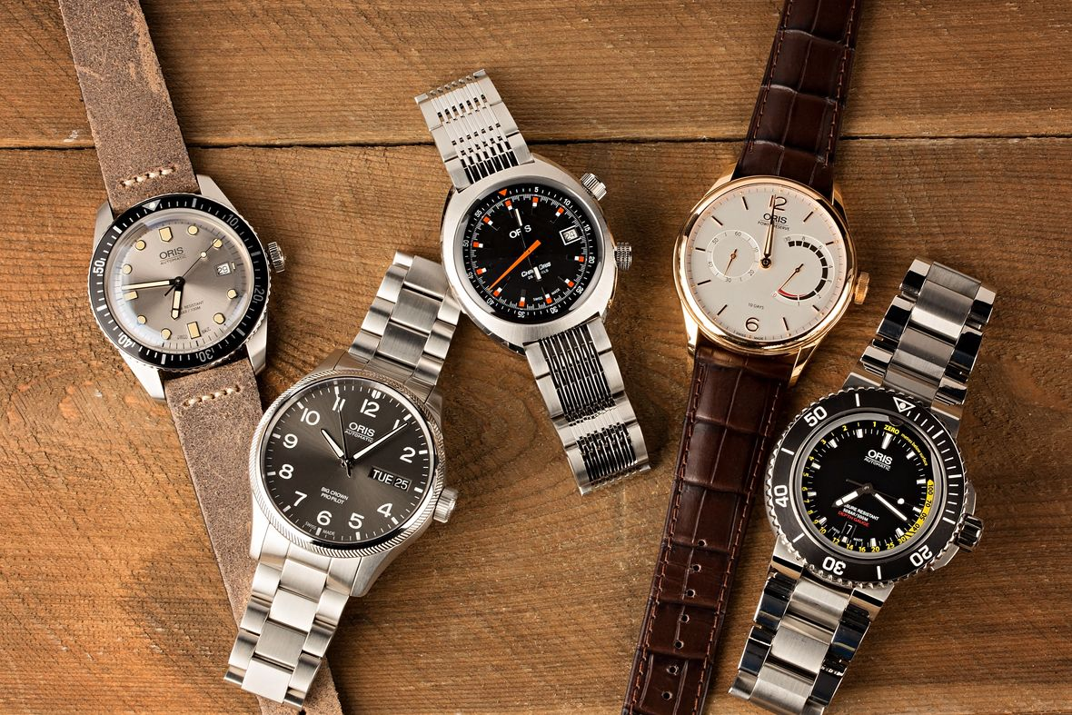 Oris Watches Prices Guide