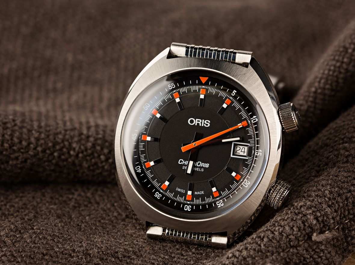 Oris Chronoris Price