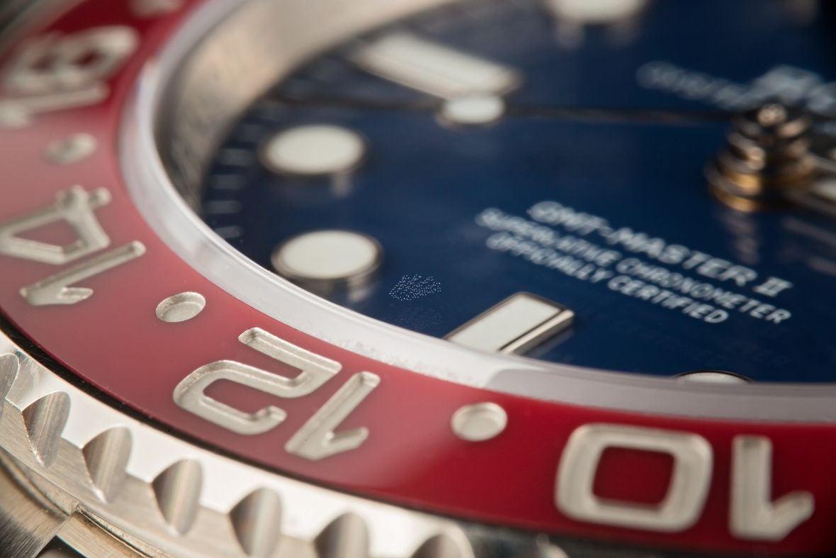 Rolex GMT-Master II 126719BLRO White Gold Pepsi