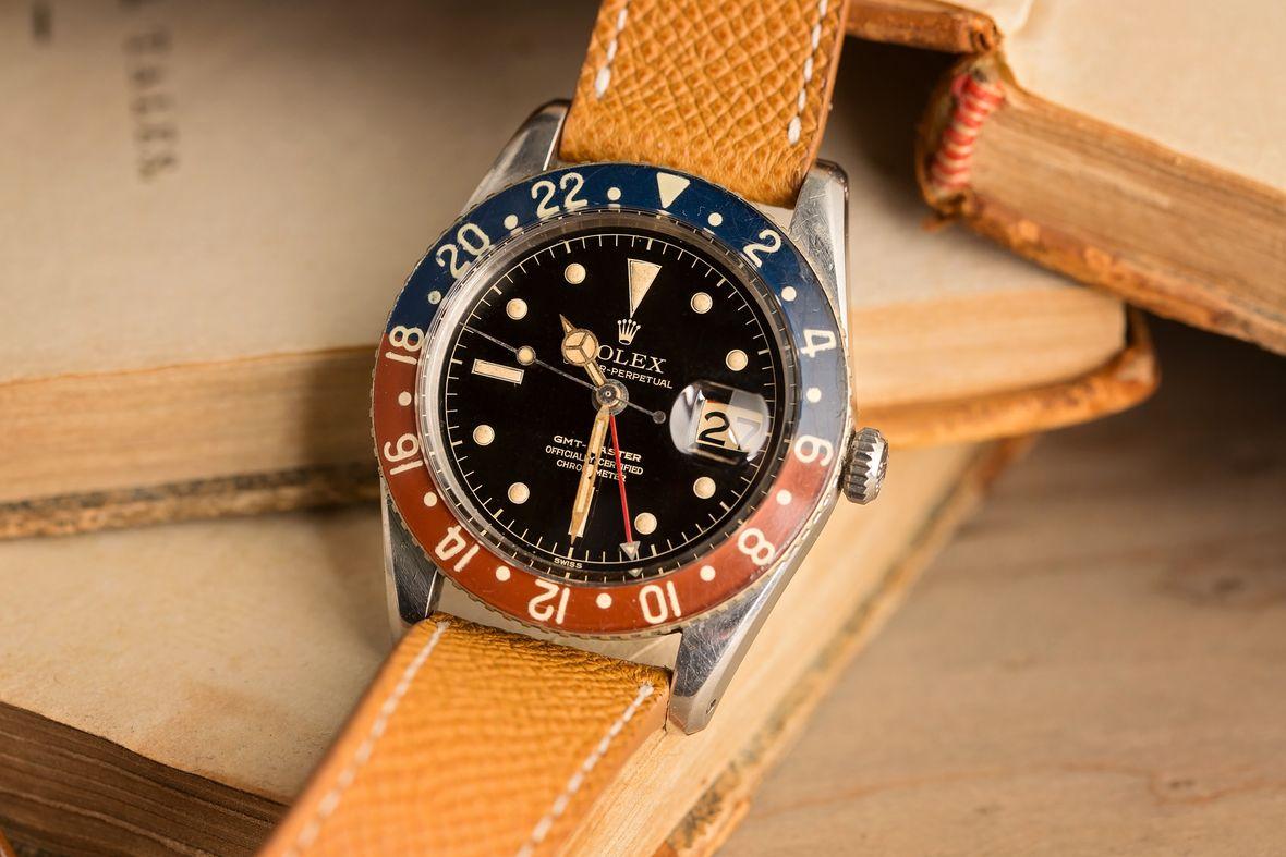 Rolex GMT-Master 6542 Bakelite
