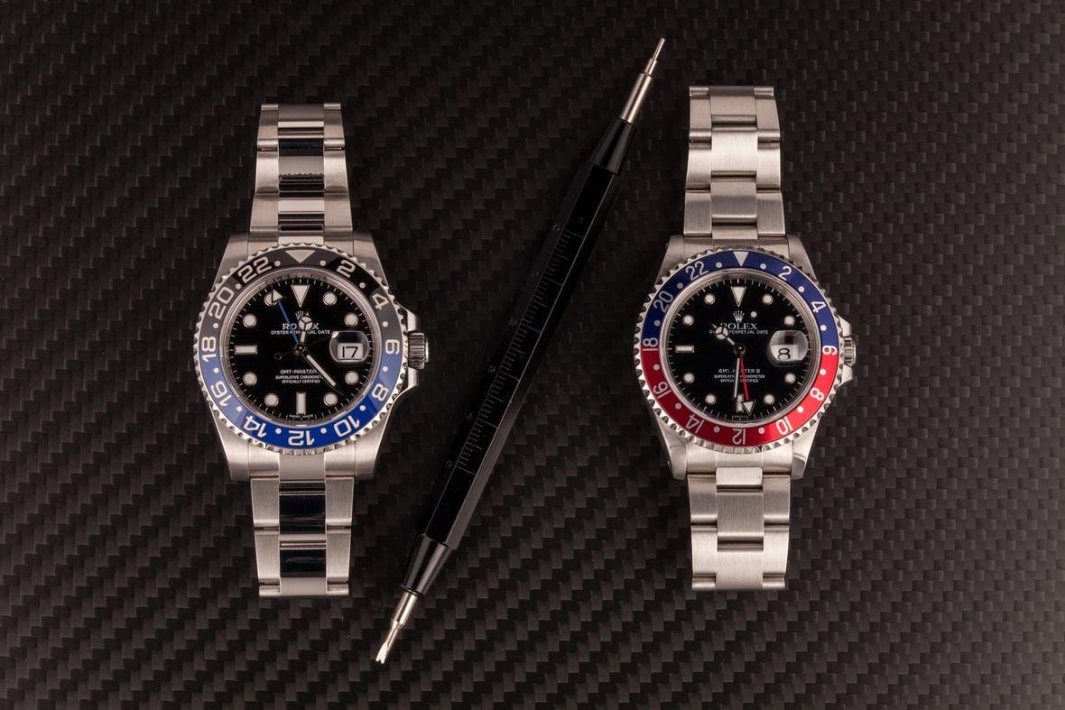 Rolex GMT-Master Watch Price Guide