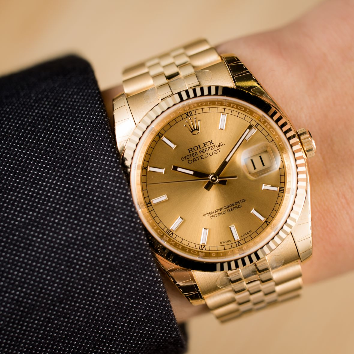 Rolex Datejust 116238 Review and Buying Guide