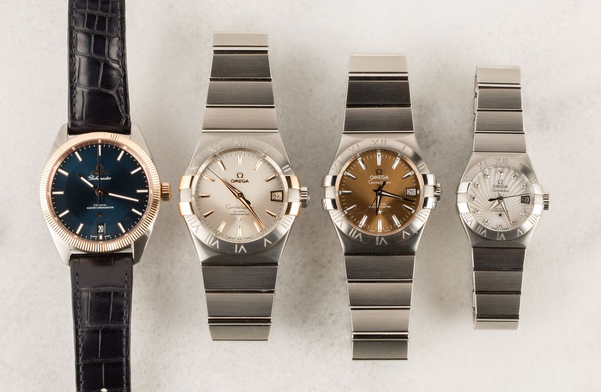 Omega ConstellationCollection