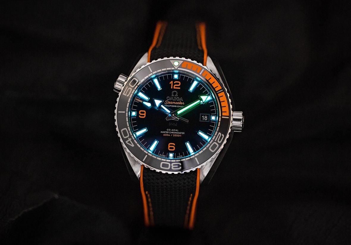Omega Planet Ocean Seamaster