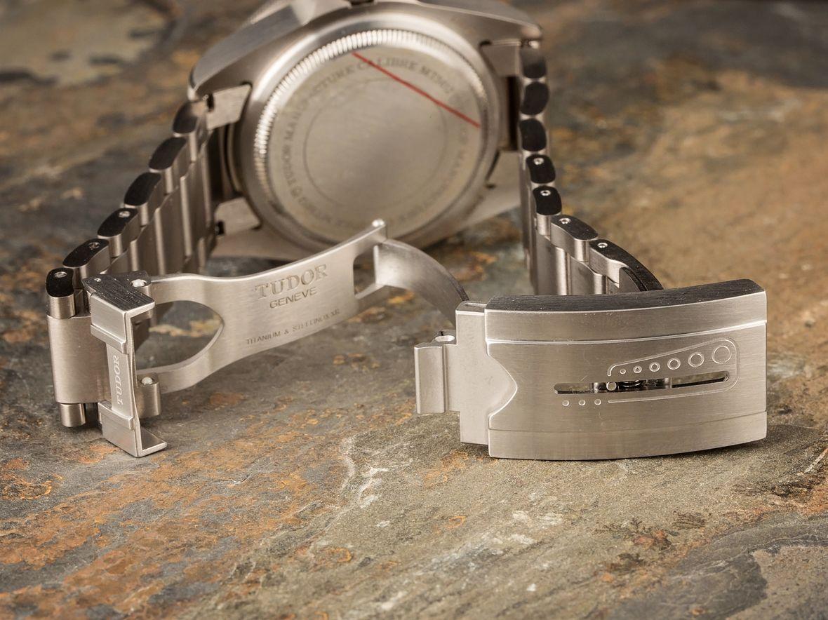 Tudor Pelagos Bracelet Clasp