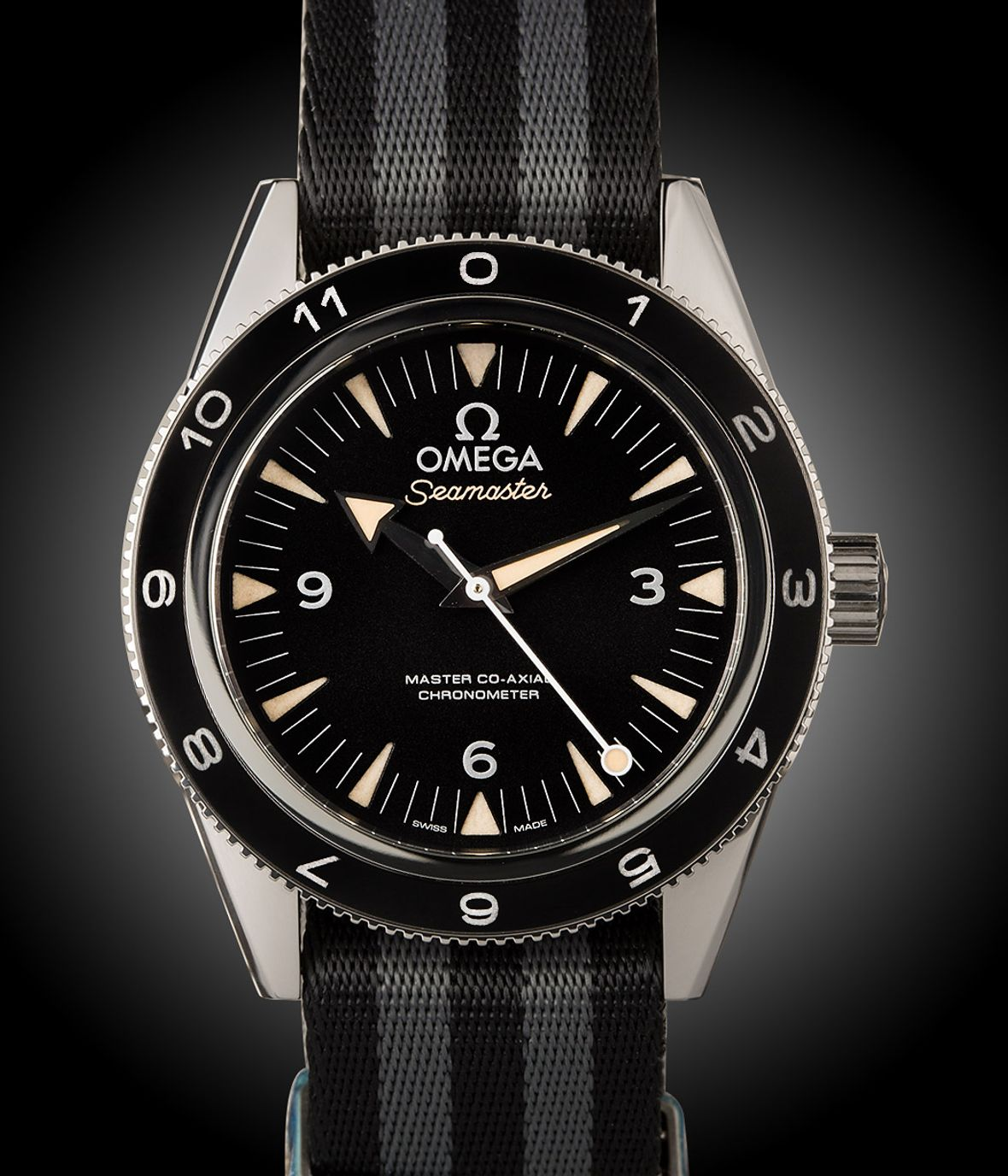 James Bond Omega Seamaster 300 Spectre Limited Edition