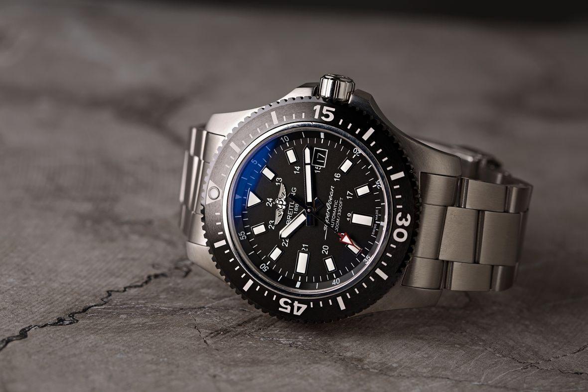 Breitling Watches Superocean