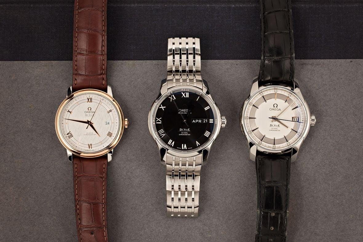 Omega De Ville Wristwatch Guide