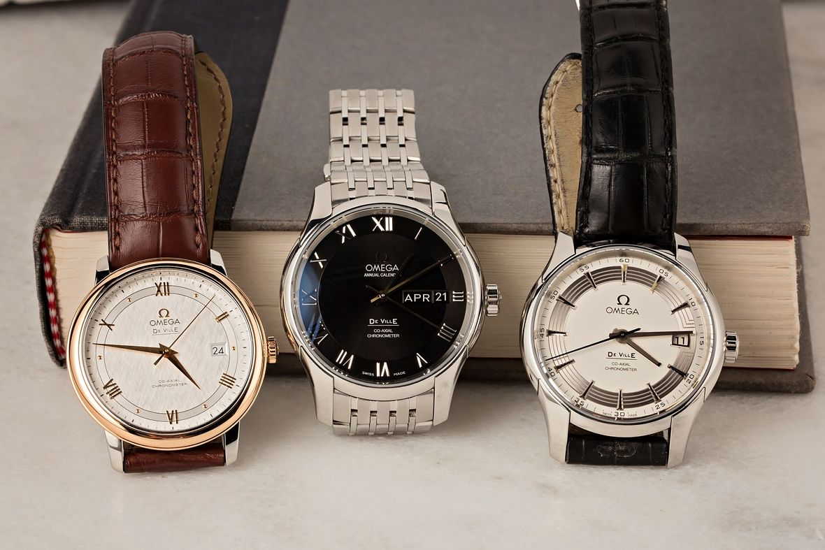 Omega De Ville Watches Buying Guide