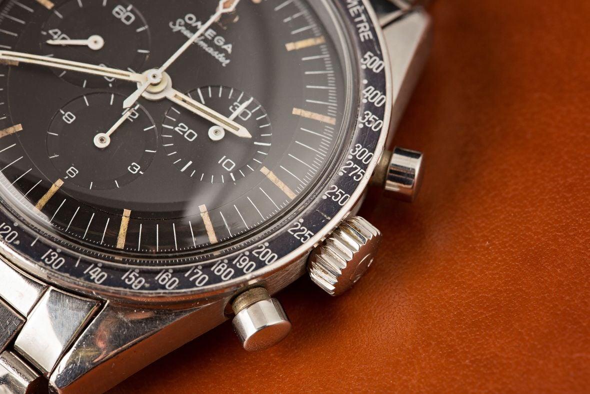 Vintage Omega Watch Speedmaster Caliber 321 Movement