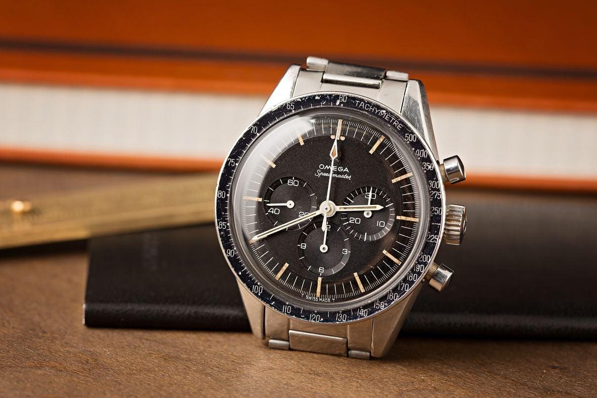 Vintage Omega Watches Speedmaster Moonwatch