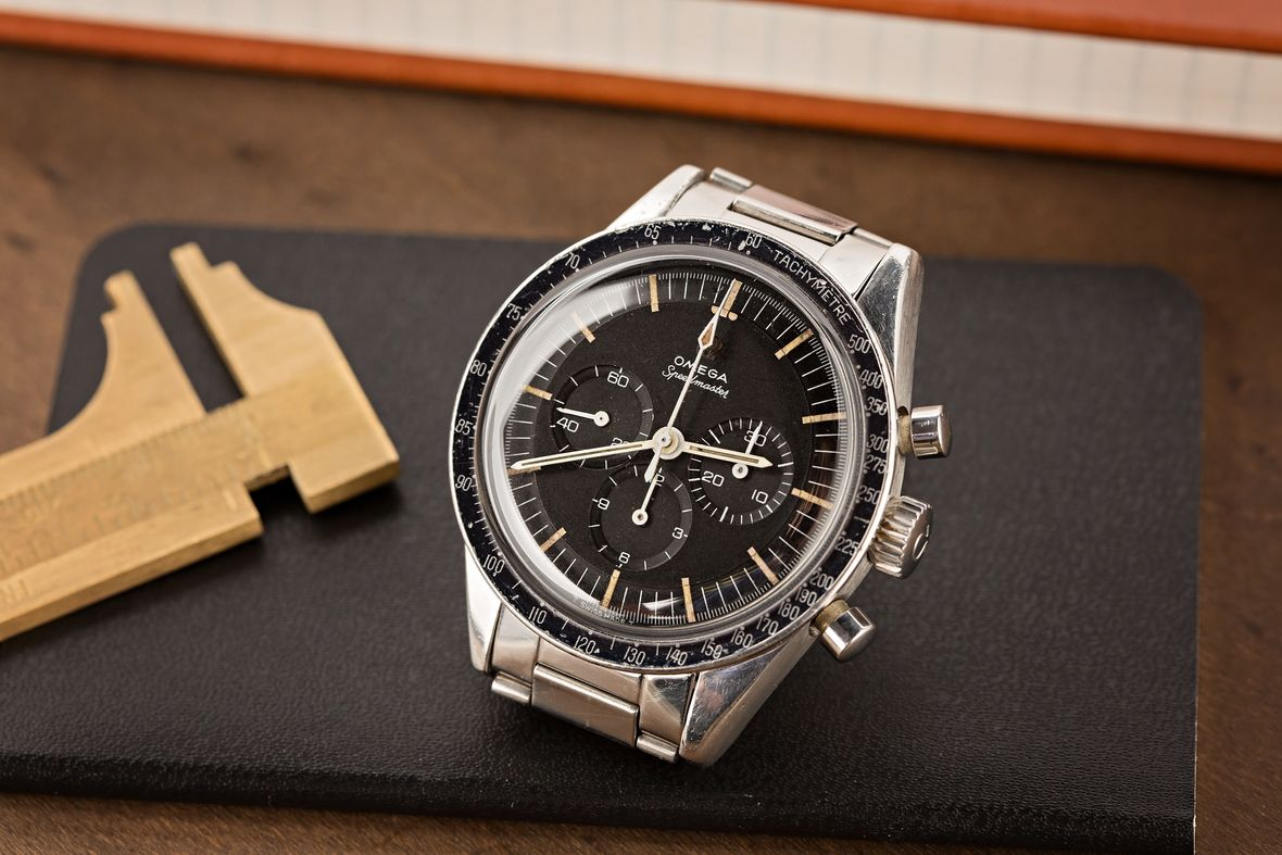 Vintage Omega Watch Speedmaster Moonwatch Cal 321 Movement