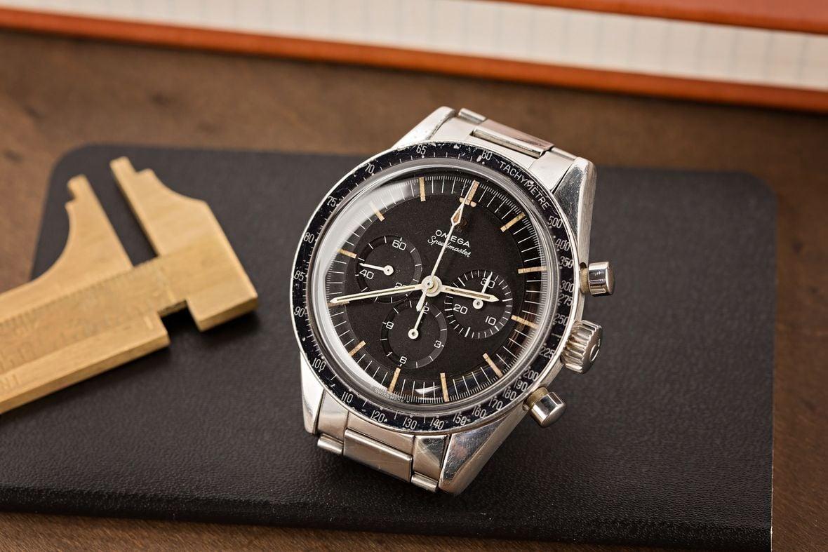 Vintage Omega Watch Speedmaster Moonwatch Cal 321 Movement