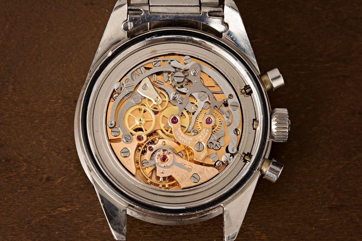 Vintage Omega Watch Caliber 321 Speedmaster Moonwatch
