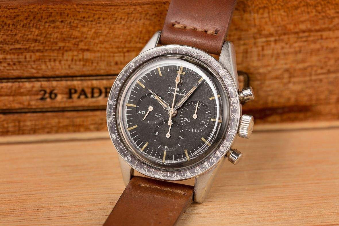 Vintage Omega Watches Speedmaster 321 Movement