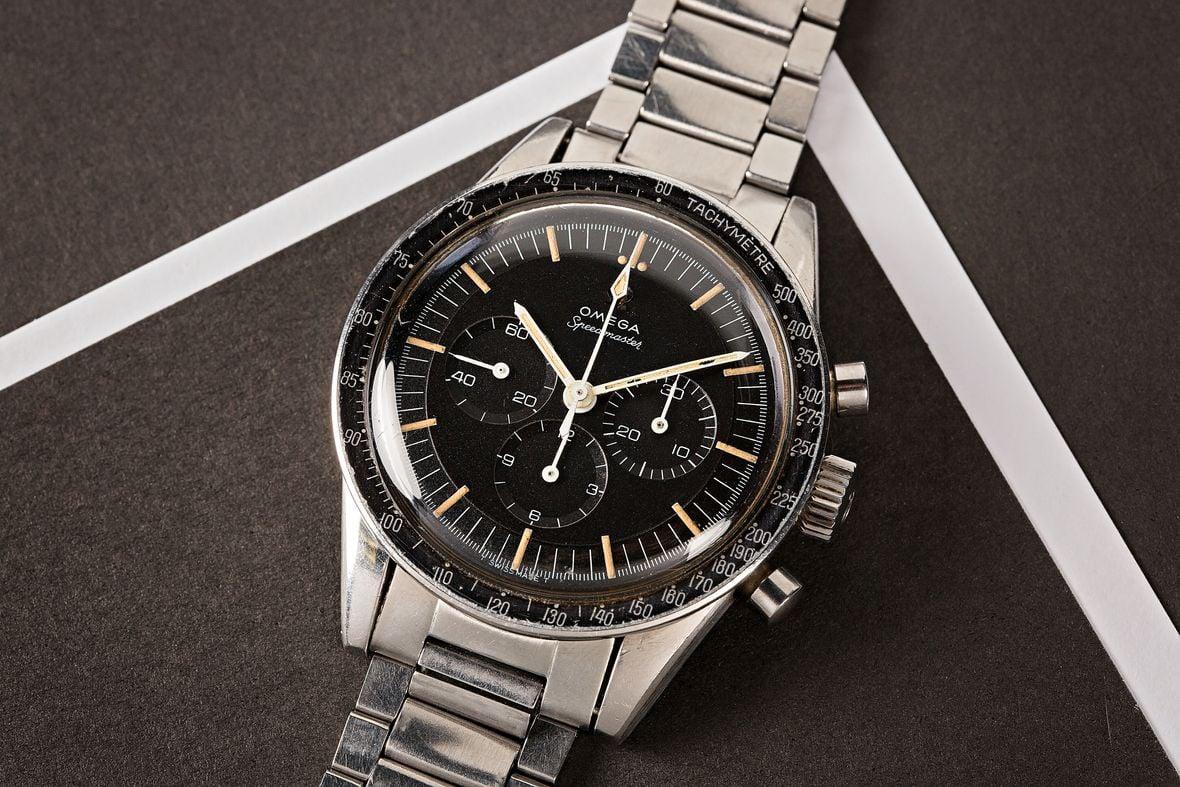 Vintage Omega Watch Speedmaster Ed White