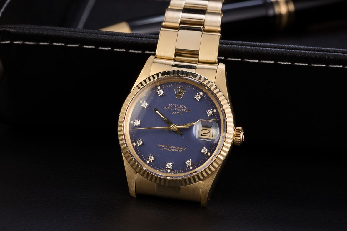 Rolex Date Oyster Bracelet