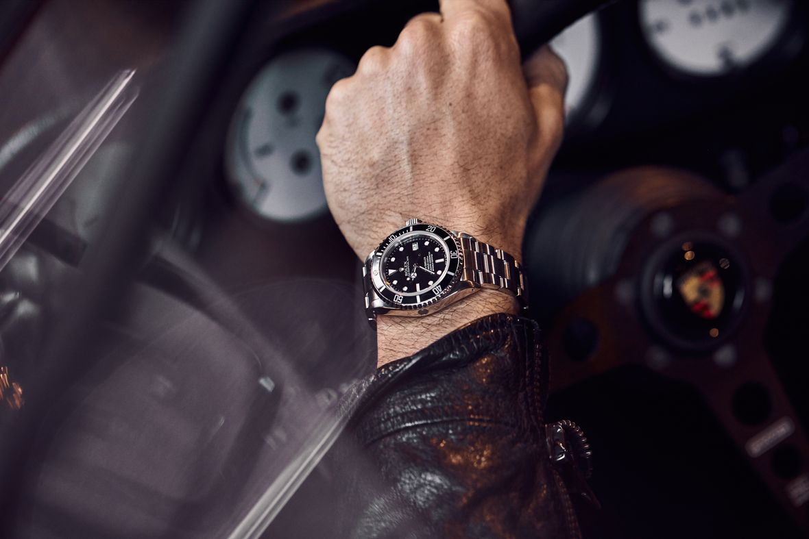 Rolex Sea-Dweller 16600 40mm Black