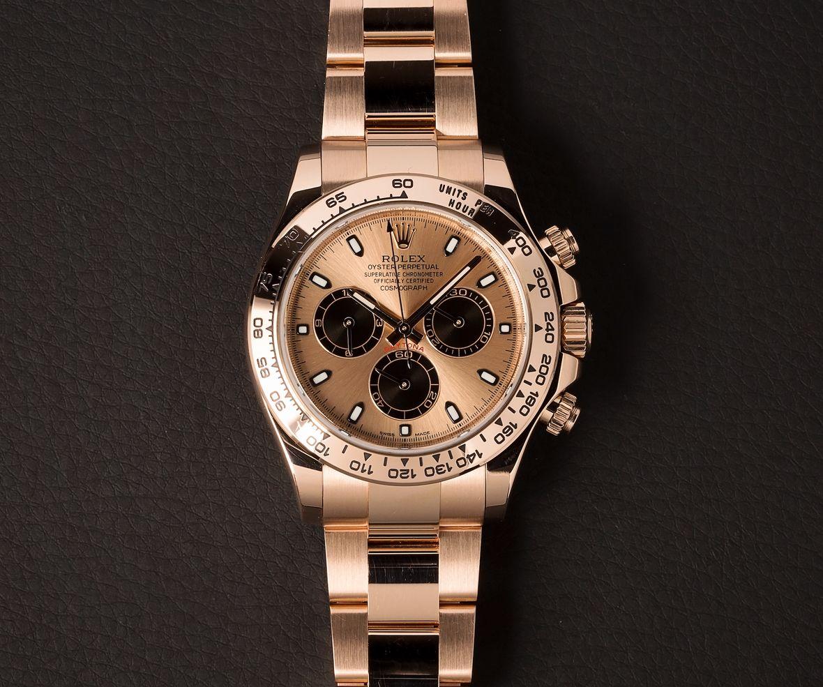 Rolex Daytona 116505 Everose
