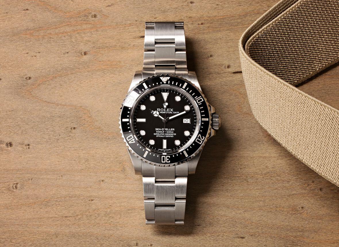 Rolex Sea-Dweller 4000 116600 Cerachrom Bezel