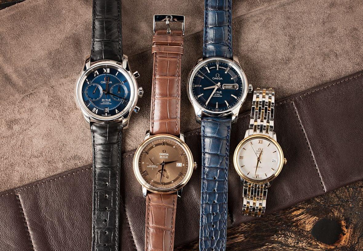 Omega De Ville Watches Guide