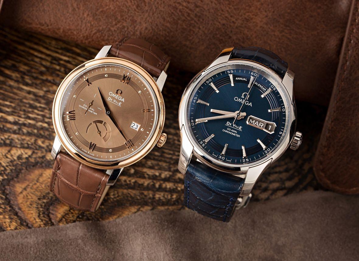 Omega De Ville Watch Guide