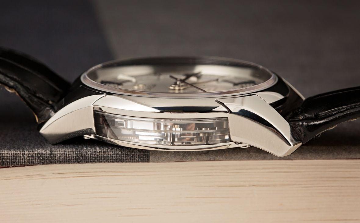 Omega De Ville Hour Vision Watch