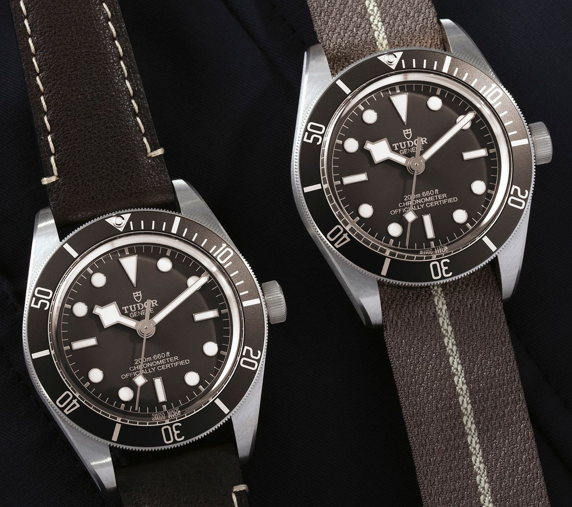 Tudor Black Bay Fifty-Eight Sterling Silver 925