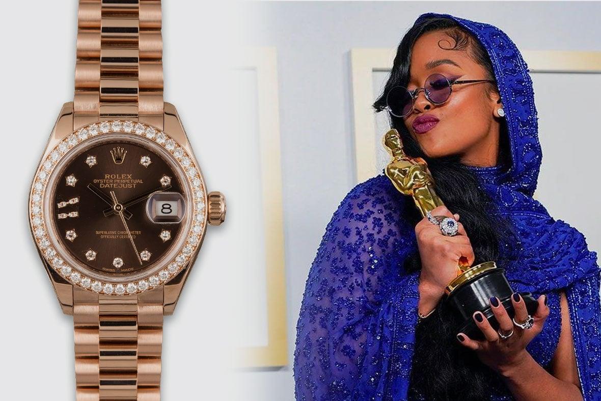 Rolex Lady-Datejust President H.E.R.