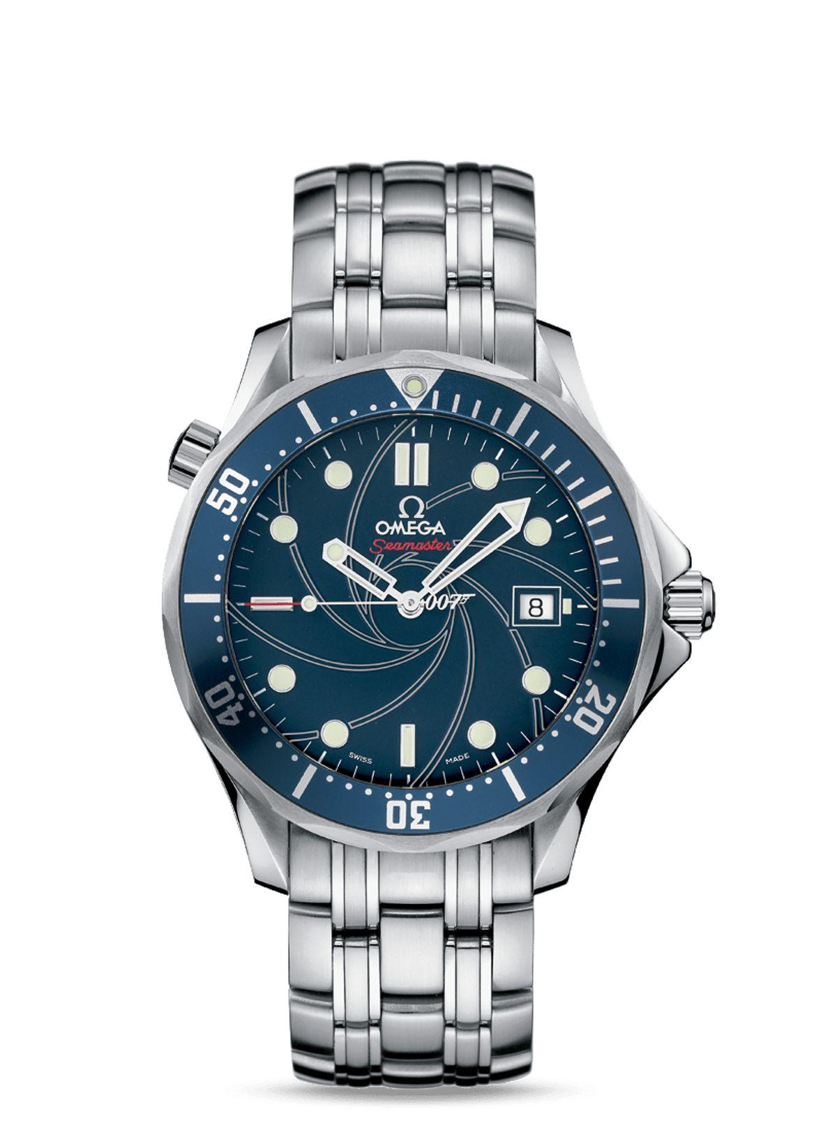 James Bond Omega Seamaster Diver 300M 007 Edition