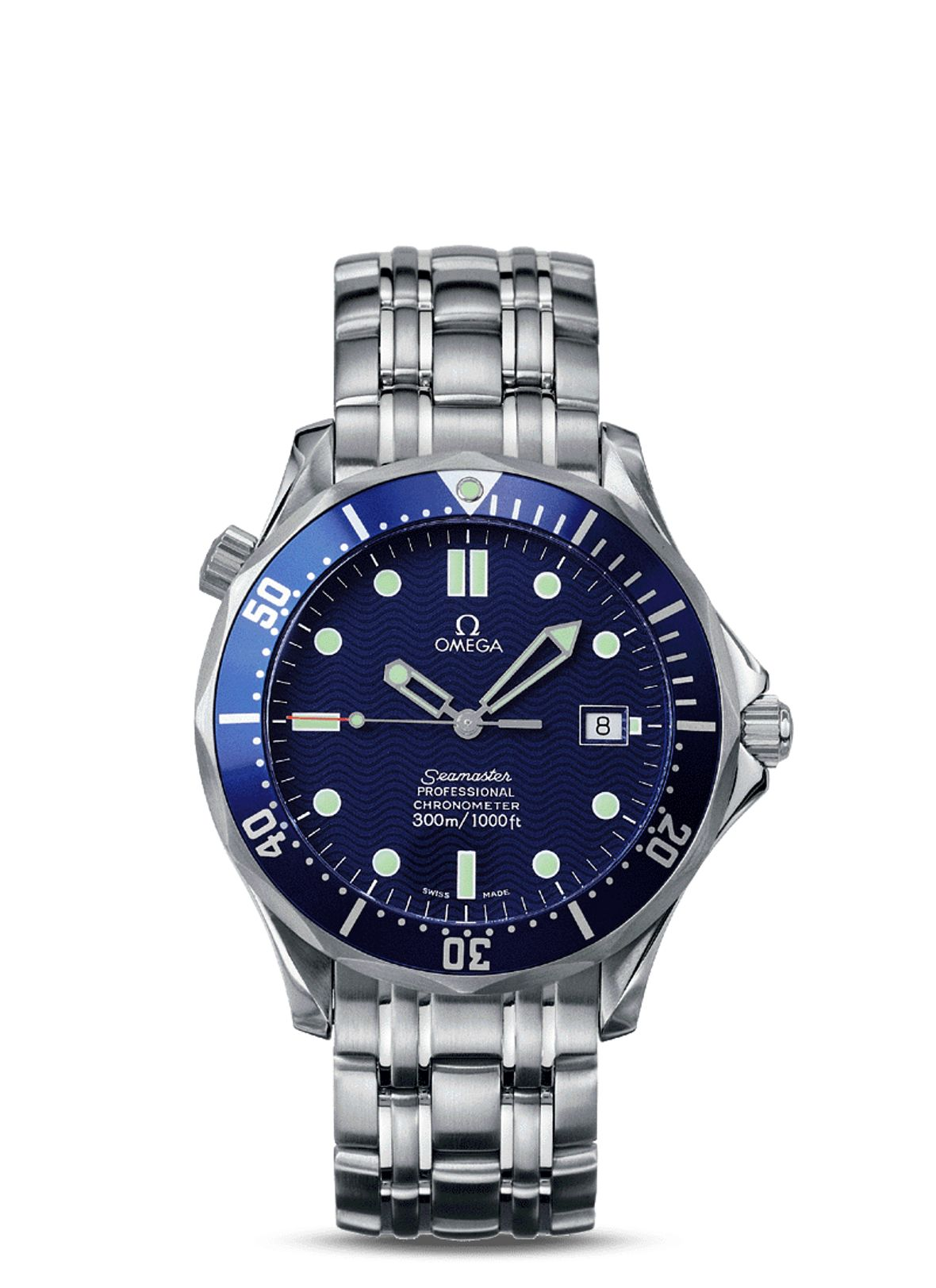 James Bond Omega Seamaster Diver 300M Tomorrow Never Dies
