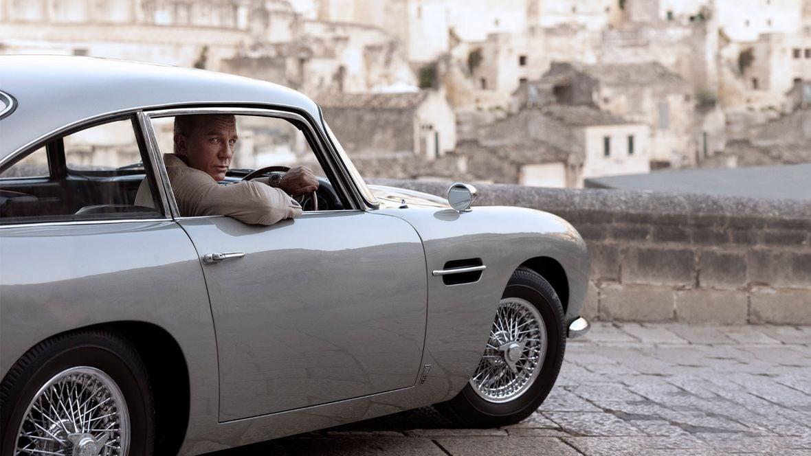 James Bond Omega Seamaster Watch Daniel Craig No Time to Die