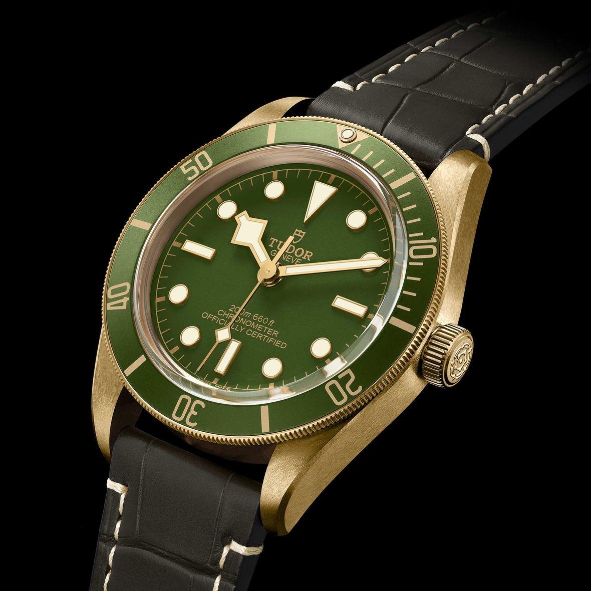 Tudor Black Bay Fifty-Eight 18k Gold