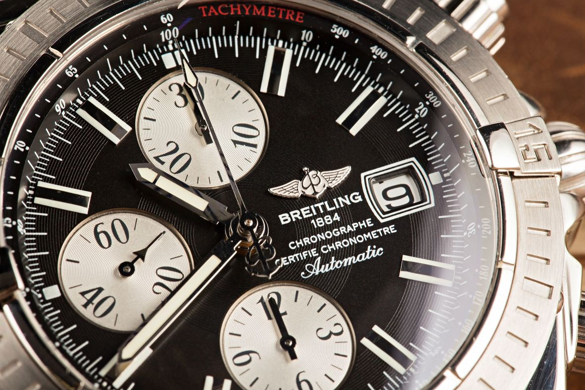 Breitling Chronomat Watch Buying Guide