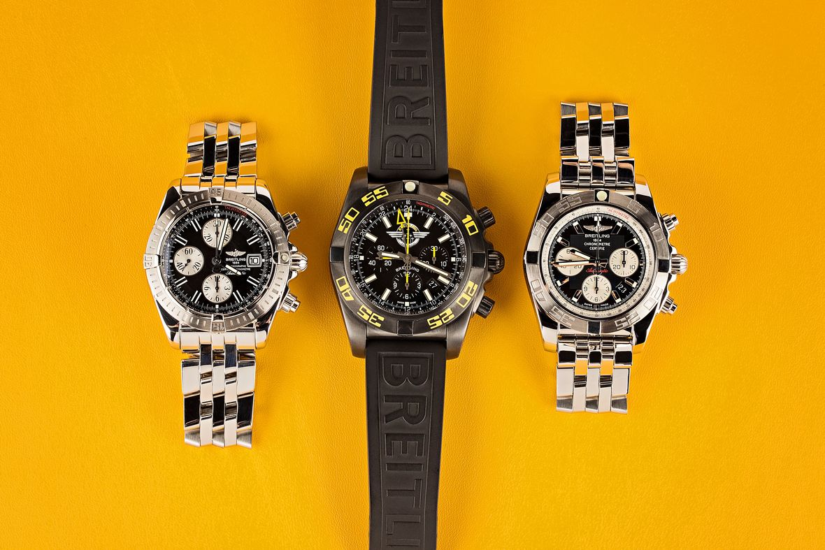 Breitling Chronomat Watches Guide