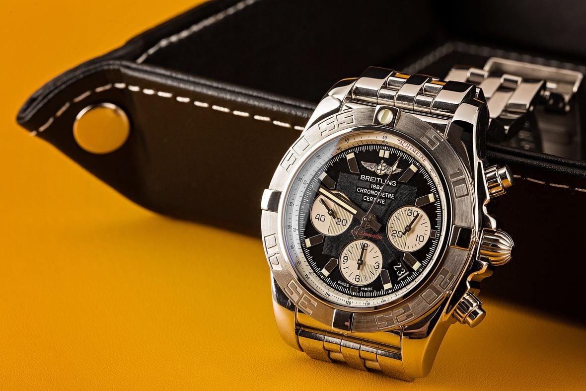 Breitling Chronomat 44 Chronograph Stainless Steel