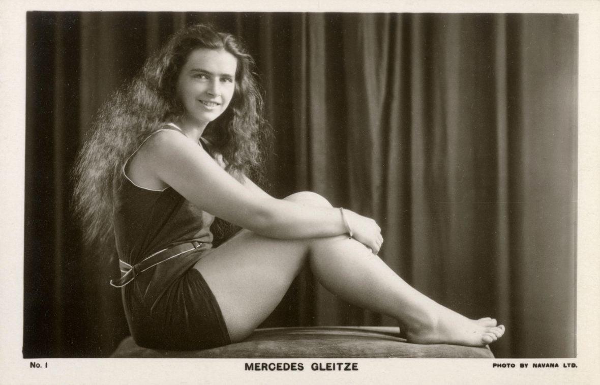 Mercedes Gleitze English Swimmer First Rolex Ambassador Mothers Day