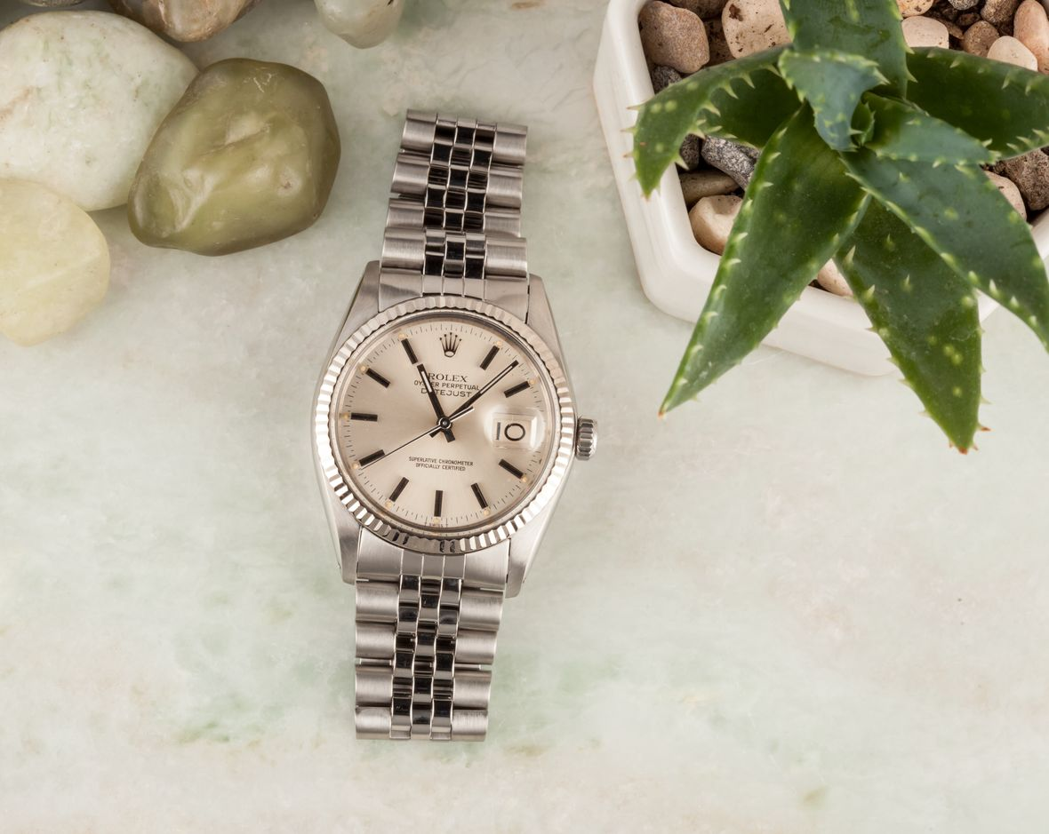 Rolex 16014 Datejust White Rolesor Review Buying Guide