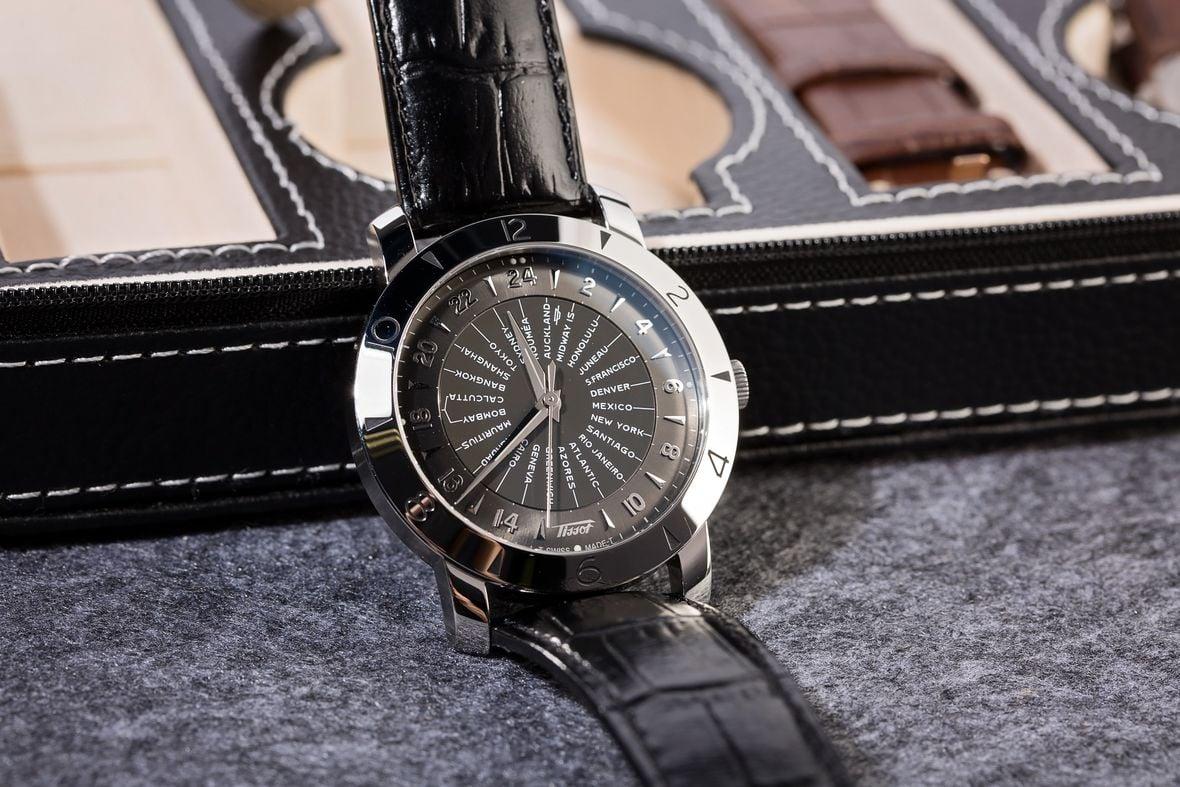 Tissot Heritage Navigator World Time Watch