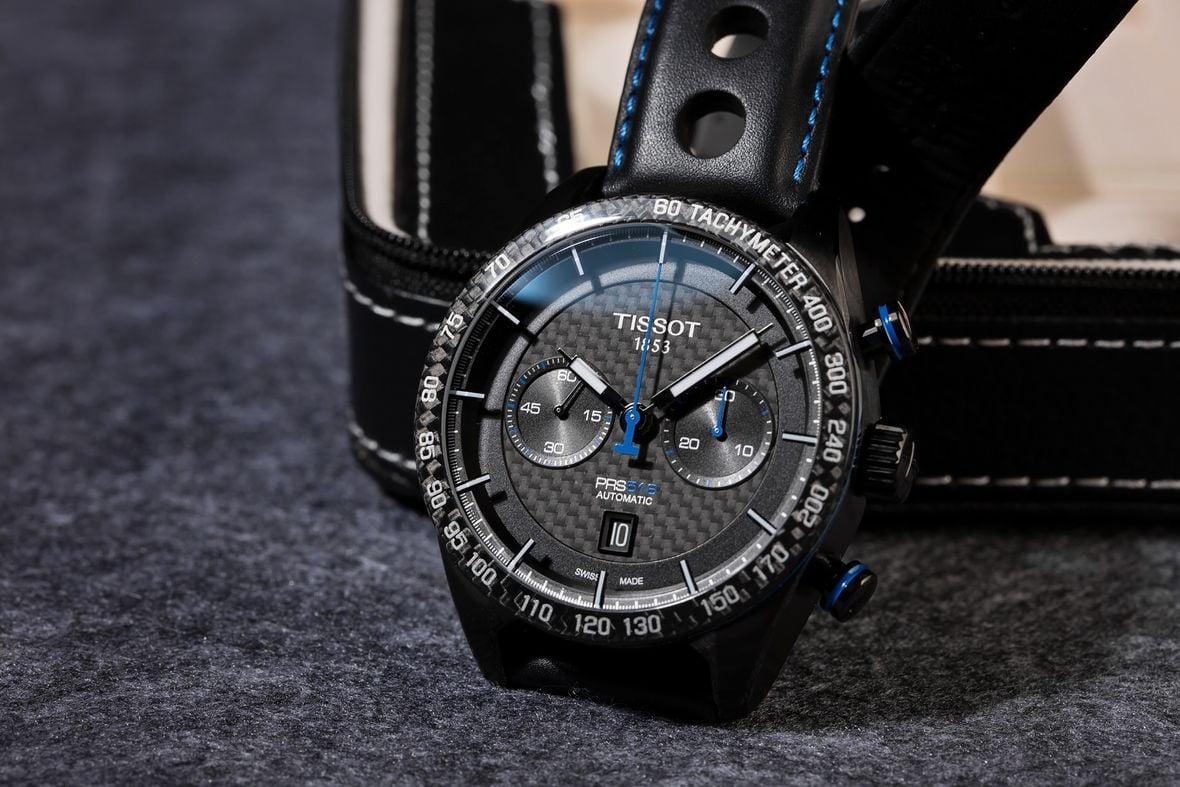 Tissot PRS 516 Racing Chronograph Carbon Fiber