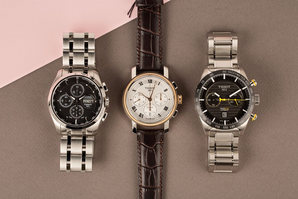 Tissot Automatic Chronograph Watches