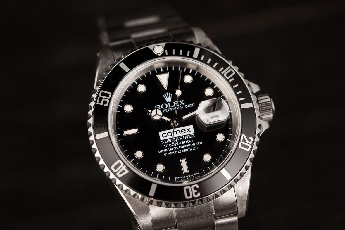 COMEX Rolex Submariner 16610