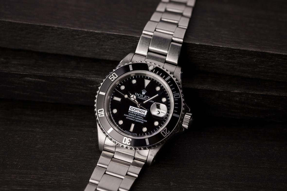 Rolex Submariner COMEX 16610 Dive Watch