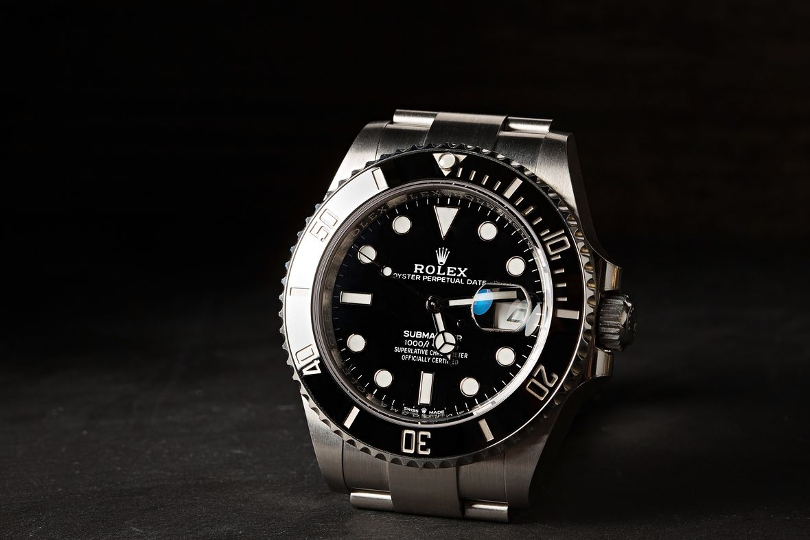 Rolex Submariner 126610LN Black Stainless Steel