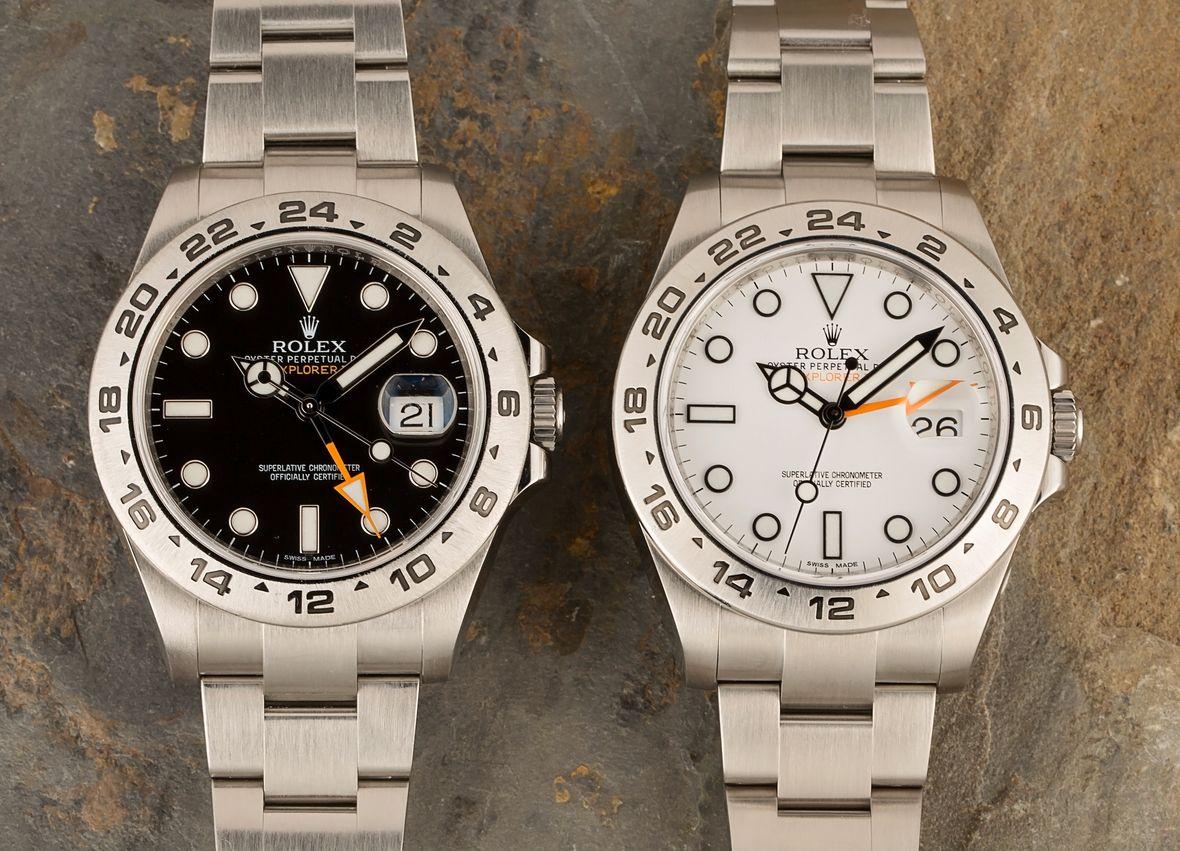 Rolex Explorer II 216570 Watches