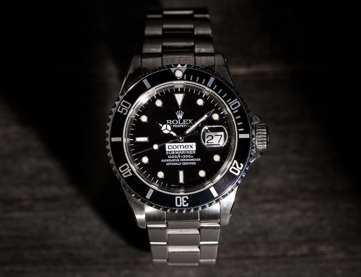 COMEX Rolex Submariner 16610 Ultimate Review and Guide