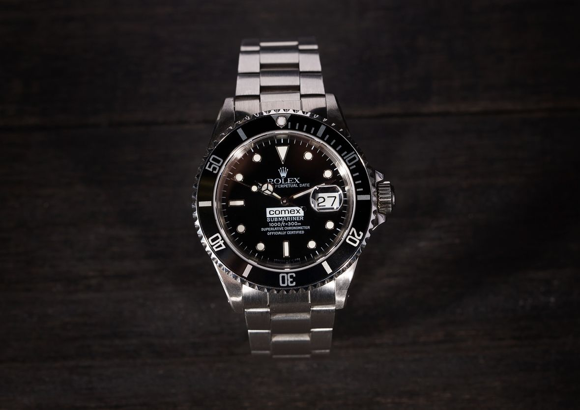 Rolex COMEX Submariner reference 16610