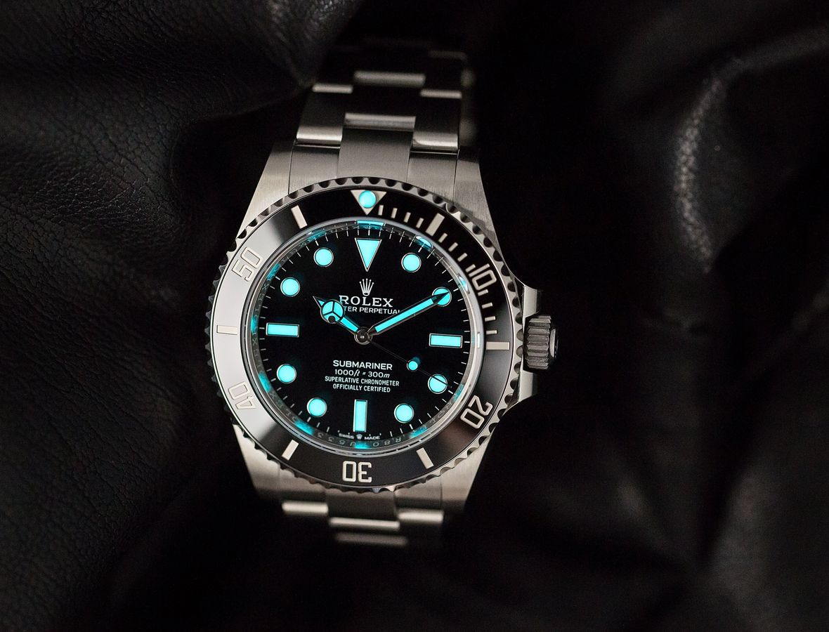 Rolex Submariner 41mm Reference 124060