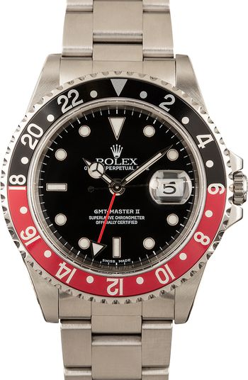 Trae Young Rolex GMT-Master II Coke